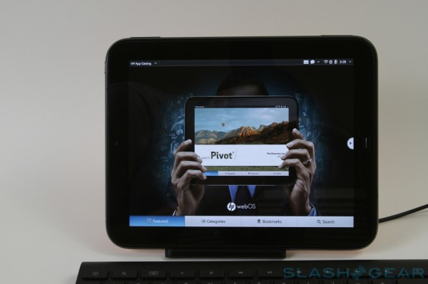 Обзор HP TouchPad @ Slashdot.com #6