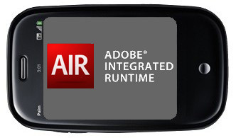 Adobe AIR webOS