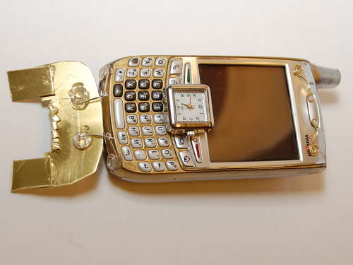 Steampunk Treo Smartphone Mark 1 #1