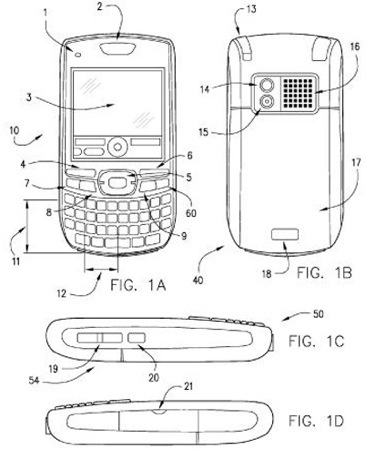 Palm Orientation Patent