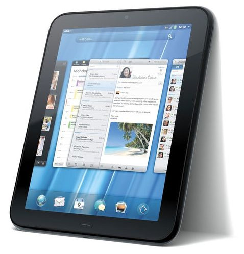 AT&T TouchPad 4G.