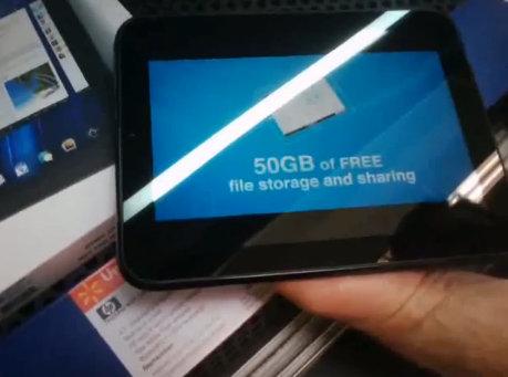 50 гигабайтов бесплатного файлохранилища от Box.net