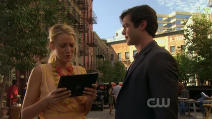 Gossip Girl HP TouchPad #1