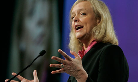 Мег Уитман / Meg Whitman