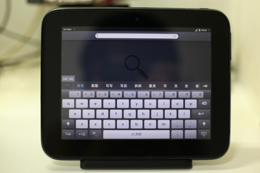 HP Touchpad Go #16